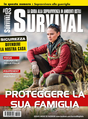 couverture survival Italie