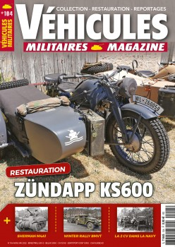 couverture Vehicules Militaires